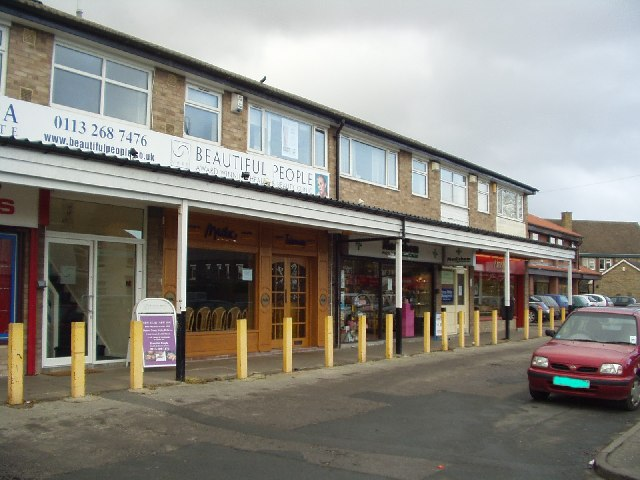 Shops at Wike Ridge Lane, Slaid Hill, Leeds