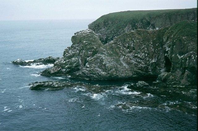 Robie's Haven headland