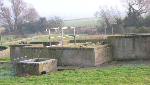 Titchmarsh Sewage Works