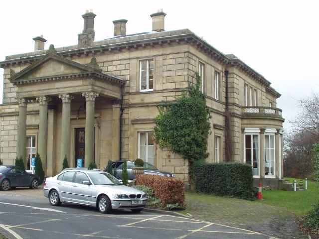 Roundhay Hall (BUPA Hospital), Jackson Avenue, Leeds