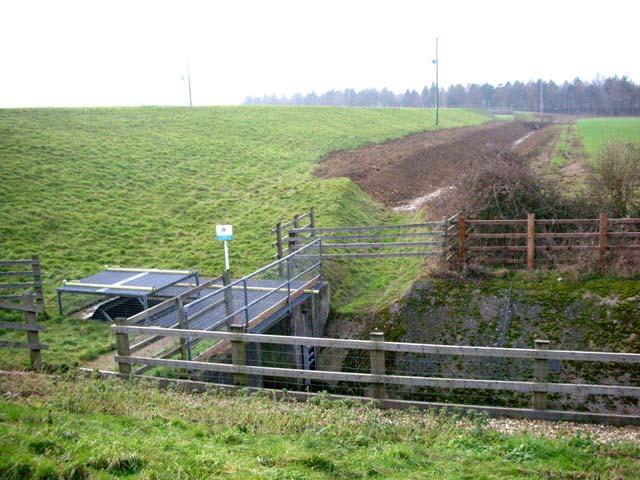 Barnwell Flood Defence Scheme