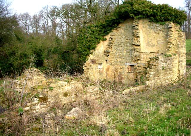 Ruin near Barnwell