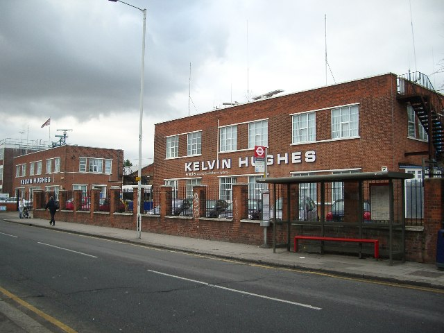 Kelvin Hughes Head Office