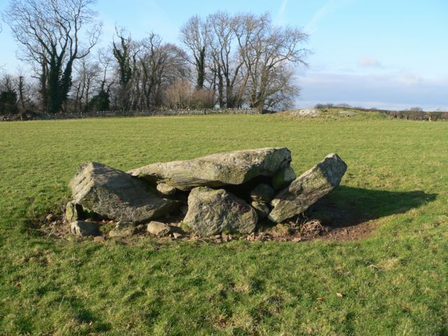 The Llanfair P. G. Burial Chamber