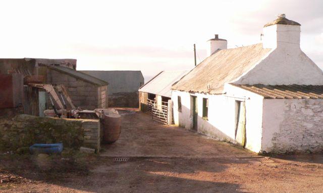 Orsedd Goch, Llanfairynghornwy.