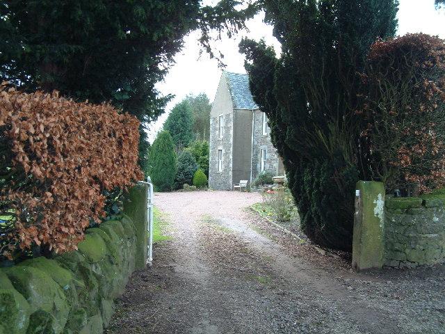 Kincraigie Farm House