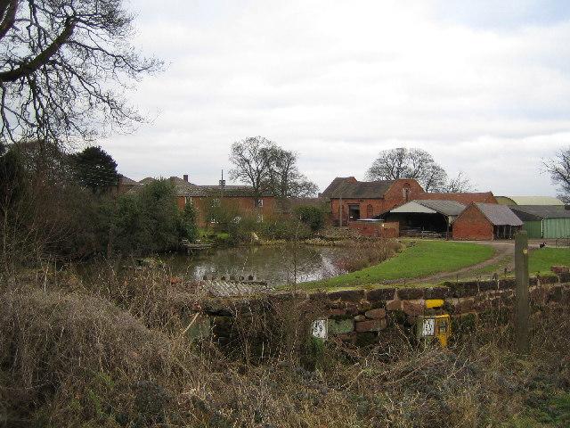 Hayes Hall Farm