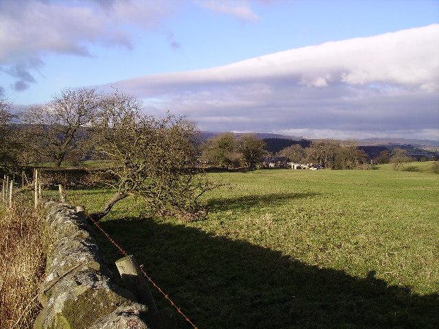 Farmland Near Chapel Croft