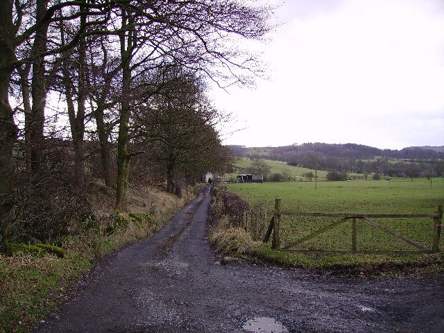 Track to Storth