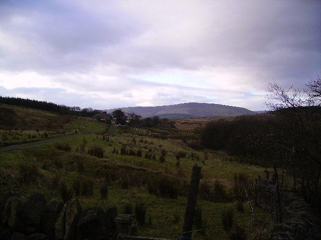 Track to Crimpton Farm