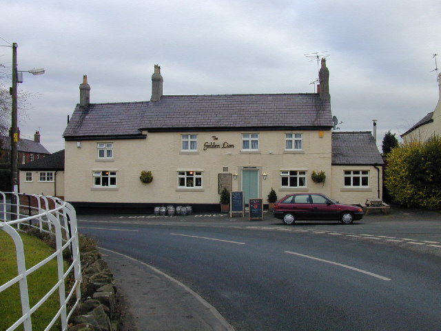 The Golden Lion, Ashton