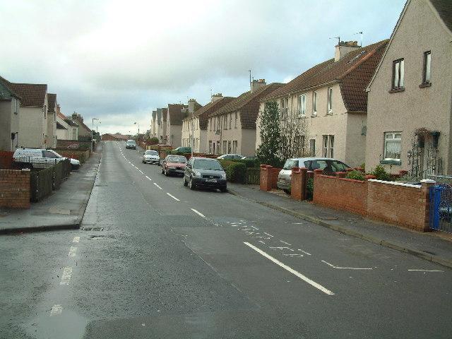 Leven Road, Kennoway