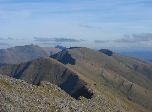 North Glen Shiel Ridge