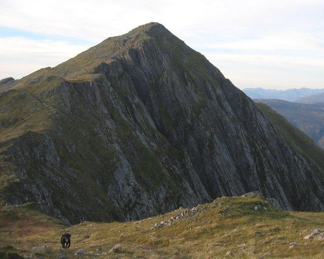 Cliffs of Sgurr nan Saighead