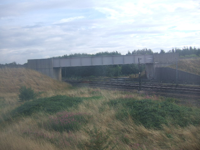 Hambleton Junction, East Coast Main Line