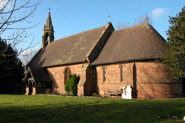 Little Witley church