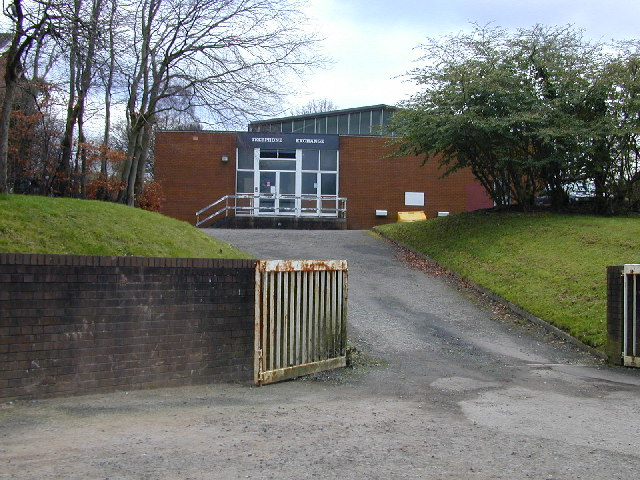 Kelsall Telephone Exchange, Dog Lane (formerly Frodsham Street)