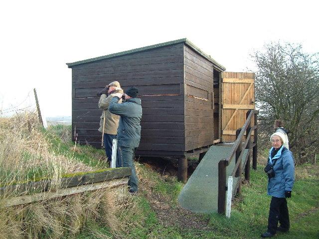 Birdwatchers' Hide