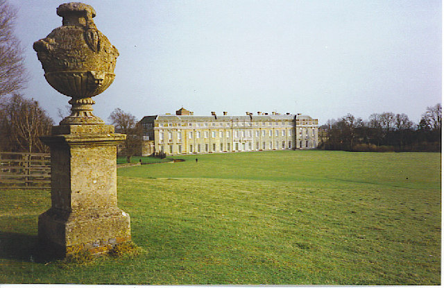 Petworth Park and House.