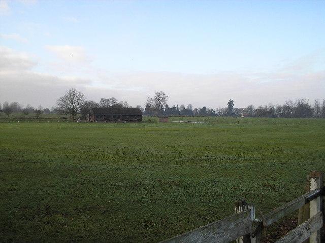 Cricket Ground, North Mymms.
