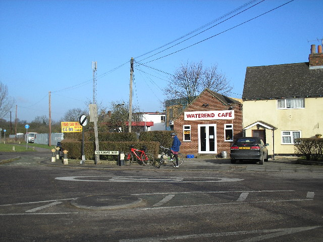 Waterend Cafe, Warrengate Road, North Mymms.