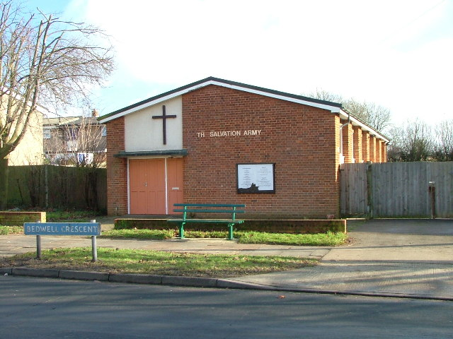 Salvation Army Church Hall