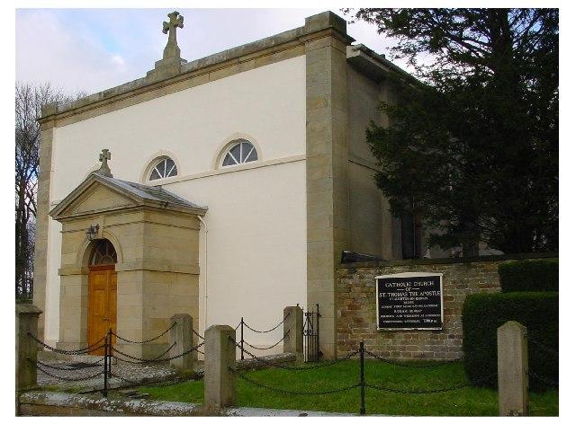 St Thomas the Apostle RC Church
