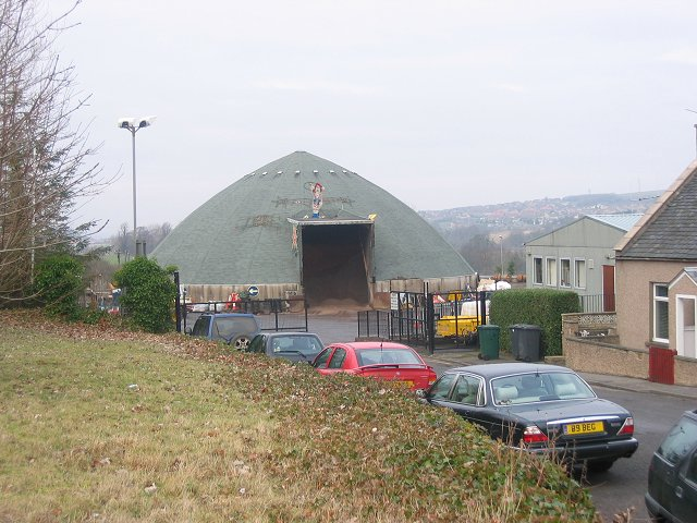 Road depot, Fushiebridge.