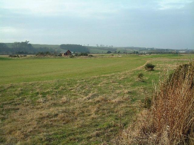 Fairway on Strathtyrum golf course
