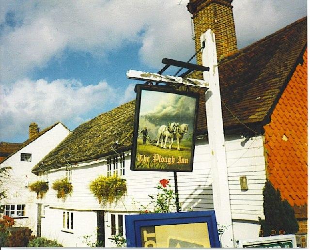 The Plough Inn, Rusper.