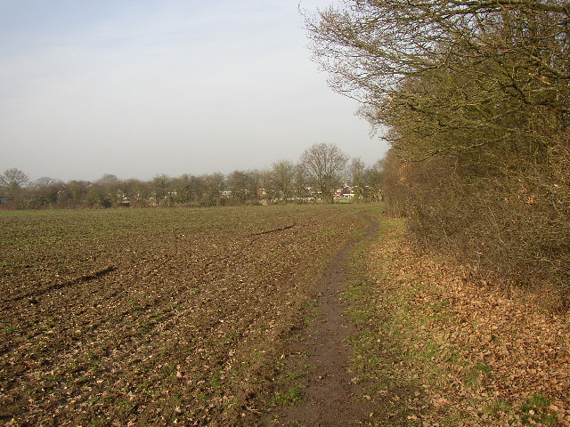 Field path, Ash, Surrey
