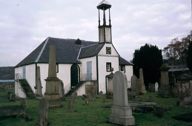Dalserf Parish Church
