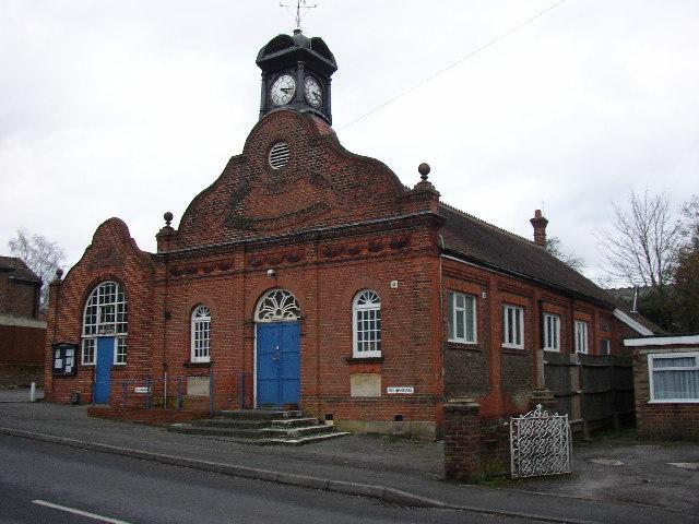 Victoria Hall, Ash, Surrey