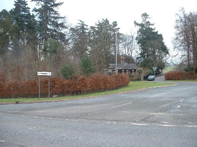 The Lodge, Nantclwyd Estate