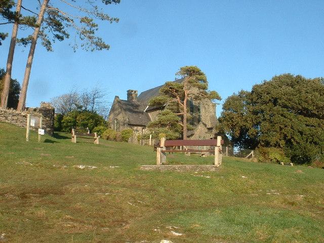 St Cyngar's Church, Borth-y-Gest