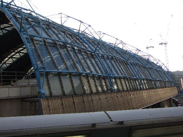 Waterloo International Station