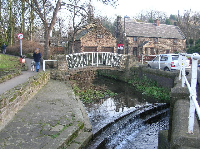 Whiston Village stream (Nr Rotherham)