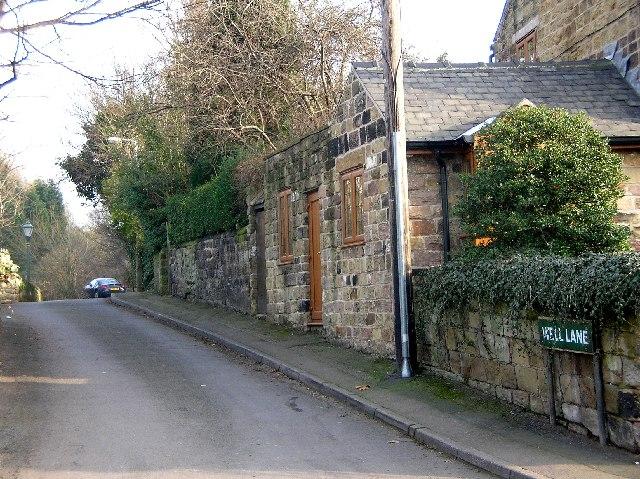 Whiston (Nr Rotherham) - Well Lane