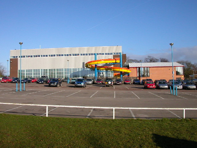 Rugby - Ken Marriot Leisure Centre