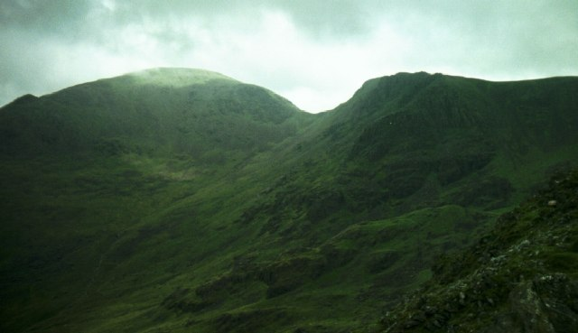 On the Ascent of Caw Fell
