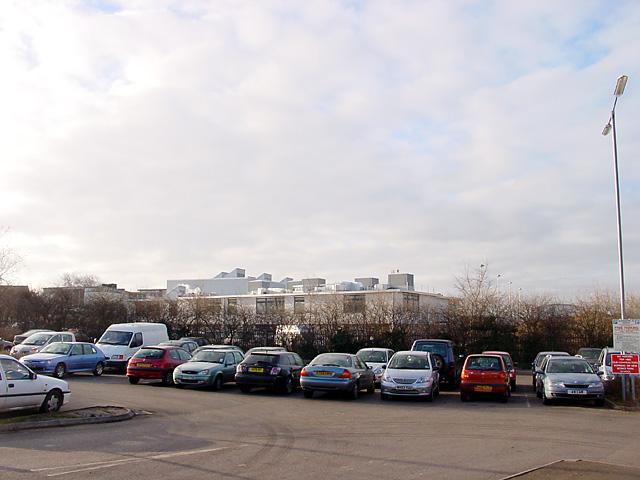 Monks Park School - New Buildings