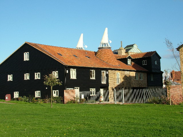 Old Ware Maltings