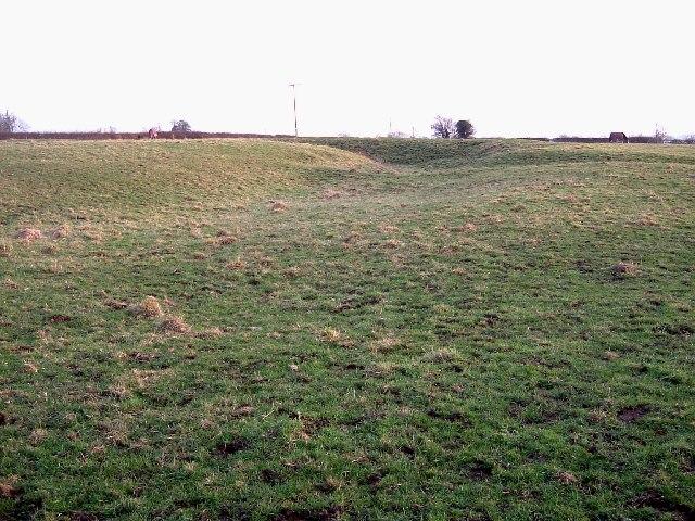 Ancient Moat, Ratcliffe Culey