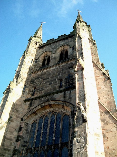 St. Editha's, The Tower
