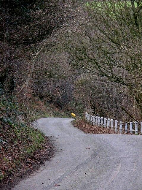 Troway Hill in NE Derbyshire