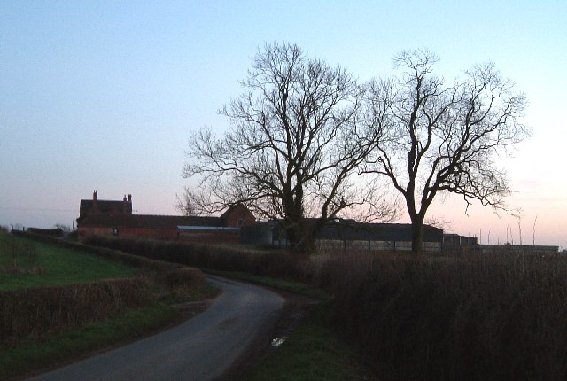 Chapel Farm, Bentley