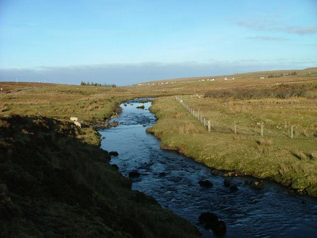 Kilmartin River
