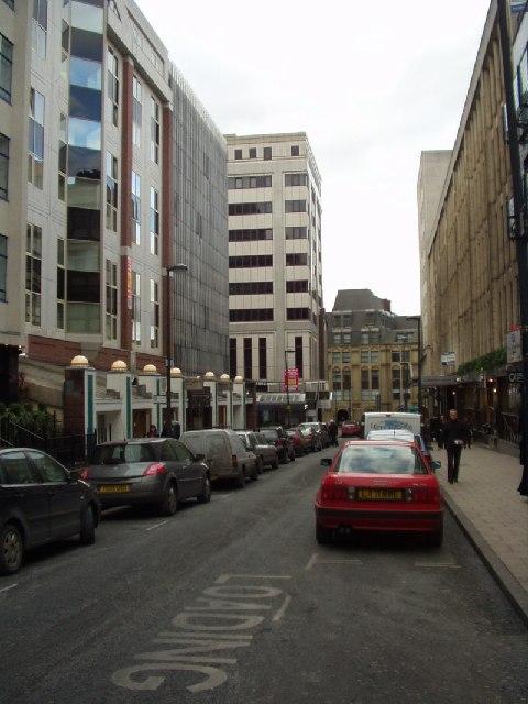 Greek Street, Leeds