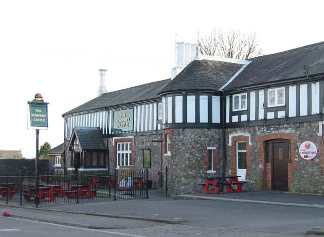 Rompney Castle Inn, Rumney