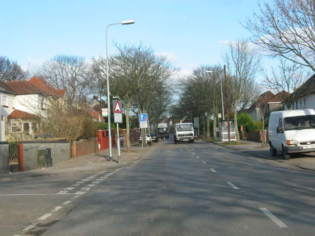 Greenway Road, Rumney